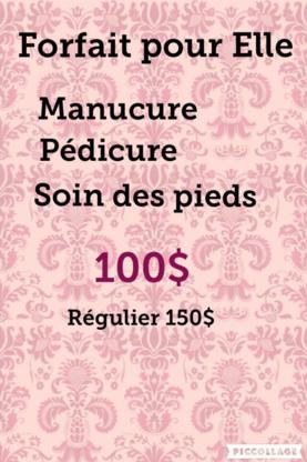 Salon Andréanne Esthétique - Épilation à la cire - 418-720-1382