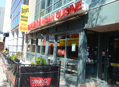 Banjara Indian Cuisine - Eglinton Ave. - Indian Restaurants