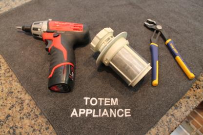 Totem Appliance & Refrigeration Ltd - Appliance Repair & Service