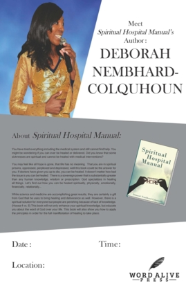 Spiritual Hospital - Churches & Other Places of Worship - 416-526-0763