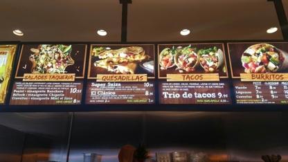 Mucho Burrito - Restaurants mexicains - 514-845-1990