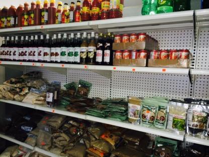 Épicerie Africaine Kesso - Épiceries fines - 819-205-7202