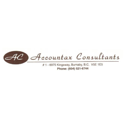 Accountax Consultants - Accountants - 604-521-6744