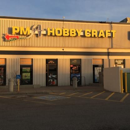 P M HobbyCraft Ltd - Art Materials & Supplies - 403-291-2733