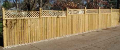 Tom's Post Holes and Fences - Fences
