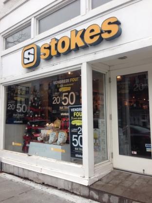 Stokes - Gift Shops