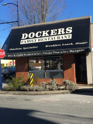 Dockers Family Restaurant - American Restaurants - 604-327-6713