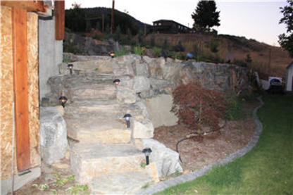 KRS Contracting Ltd - Retaining Walls