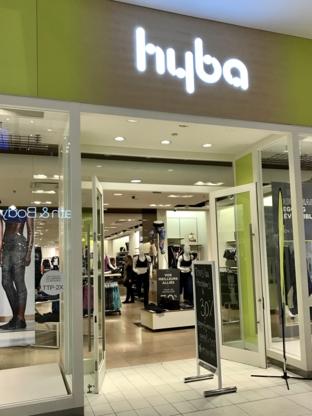 Hyba - Clothing Stores - 450-441-3376