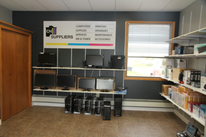 CN Suppliers - Computer Stores - 204-476-5739