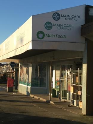 Main Care Pharmacy - Pharmacies - 604-325-0544