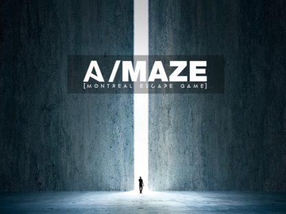 Amaze Escape Game Inc - Recreation Centres - 514-303-1616