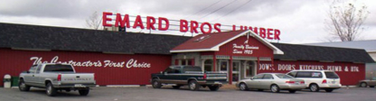 Emard Bros. Lumber - Windows - 613-932-5660