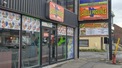 La Belle Province - Fast Food Restaurants - 450-646-7070
