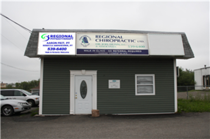 Regional Chiropractic - Chiropractors DC - 902-539-6400