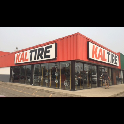 Kal Tire - Tire Retailers - 587-318-3066