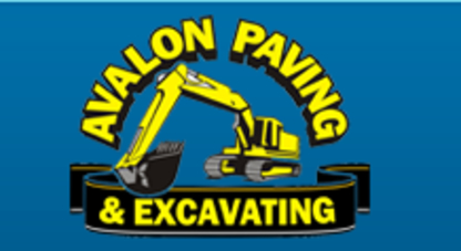 Avalon Paving - Excavation Contractors