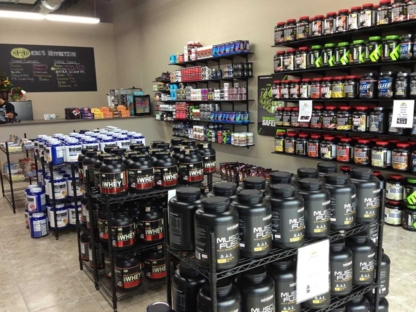 Herc's Nutrition Guelph - Health Food Stores - 519-837-4372