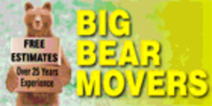 Big Bear Movers Inc - Courier Service