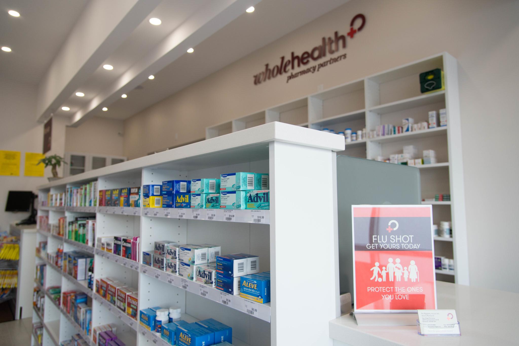 Deer Ridge Pharmacy Opening Hours 4281b King St E