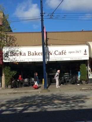 Breka Bakery & Cafe - Bakeries - 604-325-6612