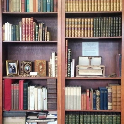 EC Rare Books - Bookbinders