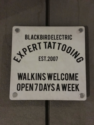 Blackbird Electric - Tattooing Shops
