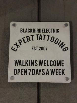 Blackbird Electric - Piercing & Body Art