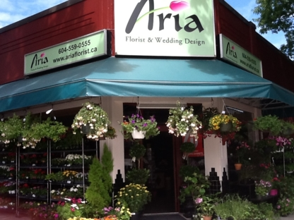 Aria Florist & Wedding Design - Florists & Flower Shops