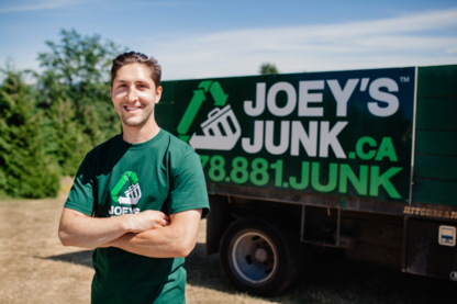 Joey's Junk Removal - Residential Garbage Collection