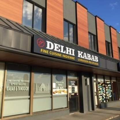 Delhi Kabab - Restaurants indiens - 450-678-6535