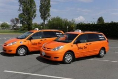 Sidney Taxi Ltd - Taxis - 250-656-6666