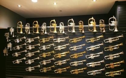 Les Instruments De Musique Twigg - Musical Instrument Stores