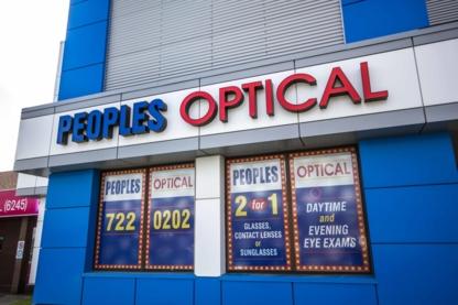People's Optical - Opticiens - 709-722-0202