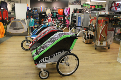 Spin Sports et Plein-Air - Sporting Goods Stores - 418-296-8282