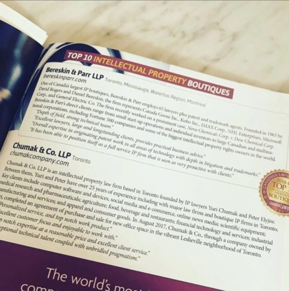Chumak & Company LLP - Property Lawyers - 416-855-0111