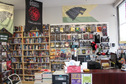Fiction Addiction Books & Games - Book Stores - 289-296-6268
