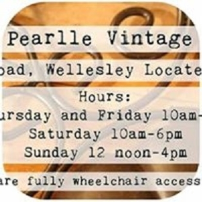 Lucy Pearlle Studio and Vintage Market - Magasins d'occasions - 519-656-2727