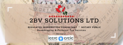 2BV Solutions Ltd - Tax Return Preparation - 403-486-0112
