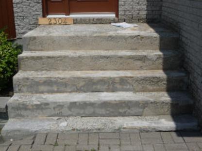 Pavé Contrôle D T - Finition de ciment - 450-676-0240