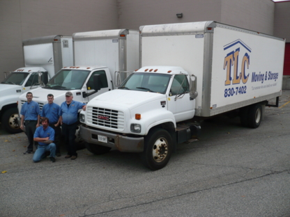 TLC Moving & Freight - Moving Services & Storage Facilities - 613-830-7402