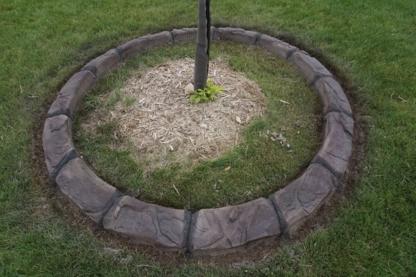 3 Degree Curbing - Landscape Contractors & Designers - 780-305-9301