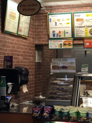 Subway - Restaurants - 604-931-7827