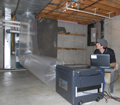 Aeroseal-Montreal - Air Conditioning Contractors