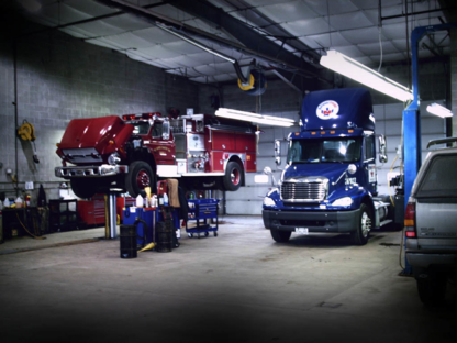 Canadian Vehicle Maintenance Ltd - Truck Repair & Service - 416-752-7040