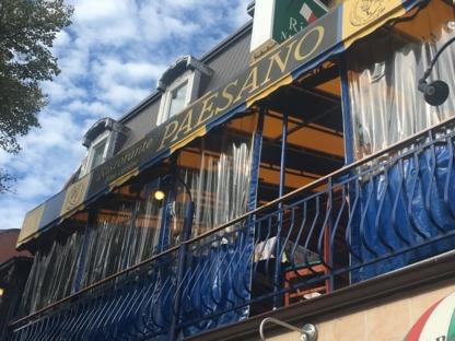 View Restaurant Chez Paesano's Montréal profile