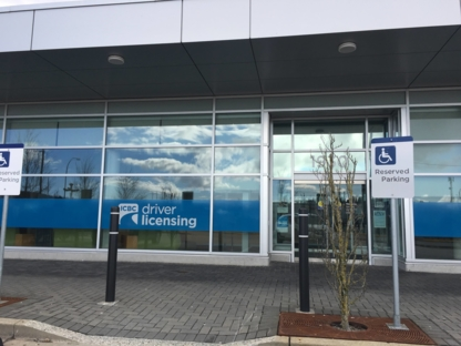 ICBC Driver Licensing - Chauffeur Services
