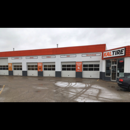 Kal Tire - Tire Retailers - 204-475-0353
