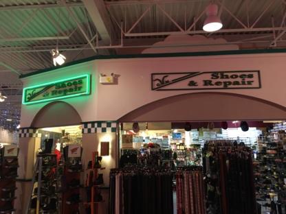 G A M Shoes & Repair Ltd - Shoe Repair