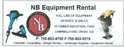 Nicholson Bros Excavating & Slinger Service - Excavation Contractors - 705-653-4700